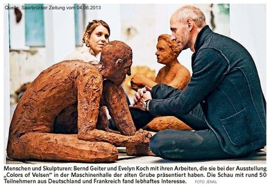 Evelyn Koch, Bernd Geiter